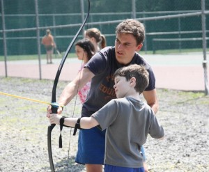 archery at NJW-web